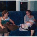 Breastfeeding and Friendship by guest blogger Kristen
