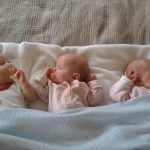 TRIPLETS AND SLEEP…YES WE ARE FINALLY GETTING SOME!!