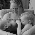 The Making of a Facebook Breastfeeding Photo