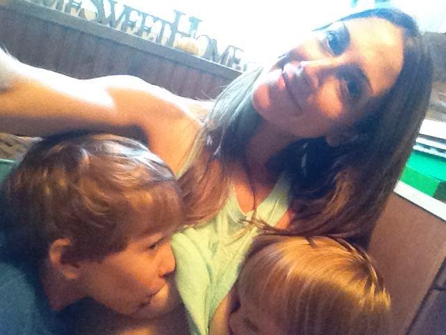 Sara Sites extended breastfeeding
